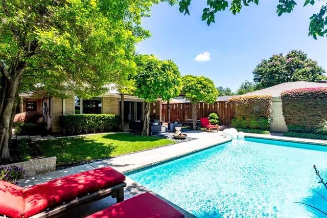 6434 Sudbury Drive, Dallas, TX 75214 (MLS #14591128) :: Real Estate By Design