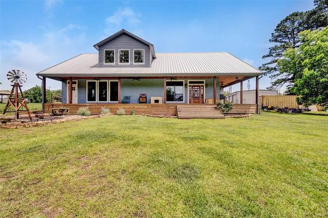 23818 Hwy 64 E., Troup, TX 75789 (MLS #14591130) :: The Chad Smith Team