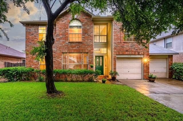 5328 Grand Mesa Drive, Fort Worth, TX 76137 (MLS #14591131) :: Real Estate By Design