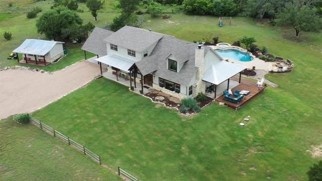 2000 Neri Road, Granbury, TX 76048 (MLS #14591142) :: Real Estate By Design
