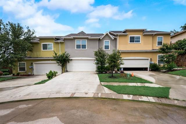 4155 Nia Drive, Irving, TX 75038 (MLS #14591147) :: VIVO Realty