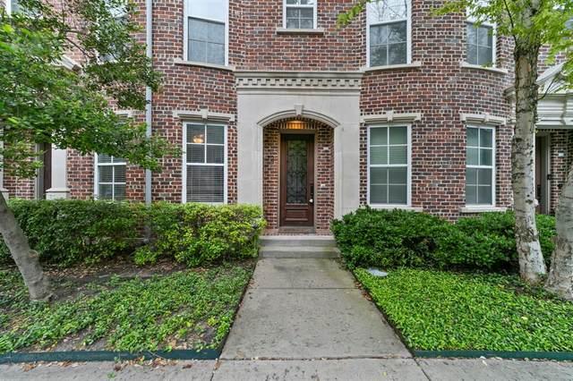 3200 Ross Avenue #12, Dallas, TX 75204 (MLS #14591149) :: Robbins Real Estate Group