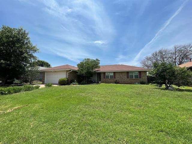 4502 Carrie Ann Lane, Abilene, TX 79606 (MLS #14591155) :: VIVO Realty