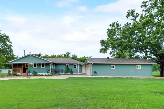 9190 Private Road 3640, Quinlan, TX 75474 (MLS #14591245) :: VIVO Realty