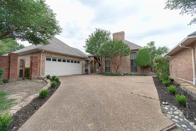 14785 Buckingham Court, Addison, TX 75254 (MLS #14591266) :: The Good Home Team