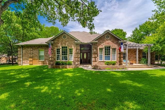 700 E Oak Shores Drive, Cross Roads, TX 76227 (MLS #14591290) :: Real Estate By Design