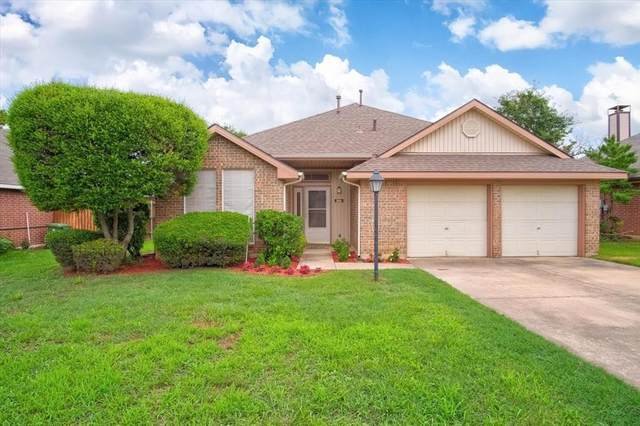 352 Parkview Drive, Hurst, TX 76053 (MLS #14591314) :: Front Real Estate Co.