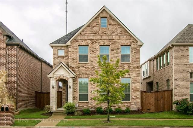 7205 Rockford Court, Mckinney, TX 75070 (MLS #14591319) :: Real Estate By Design