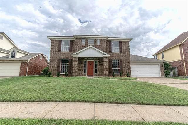 2707 Redstone Drive, Arlington, TX 76001 (MLS #14591320) :: The Good Home Team