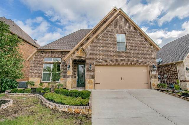 437 Middleton Drive, Roanoke, TX 76262 (MLS #14591346) :: The Chad Smith Team