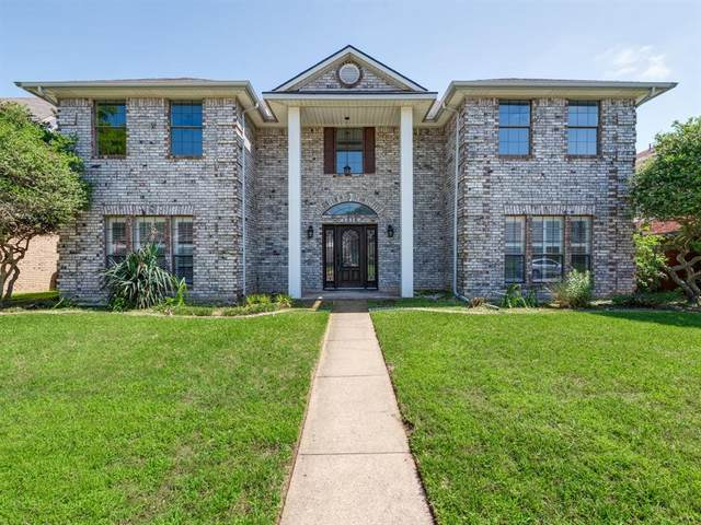 1316 Bogard Lane, Lewisville, TX 75077 (MLS #14591393) :: VIVO Realty