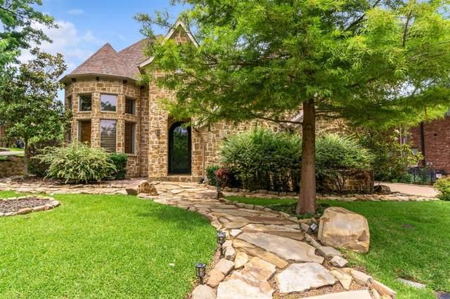 107 Sceptre Drive, Rockwall, TX 75032 (MLS #14591400) :: Real Estate By Design