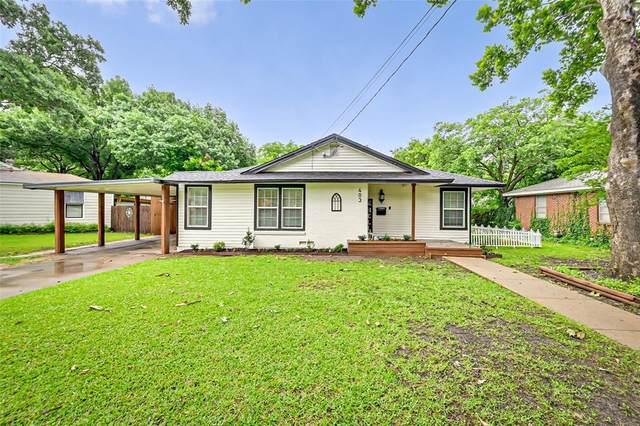 403 Richmond Lane, Waxahachie, TX 75165 (MLS #14591406) :: Real Estate By Design