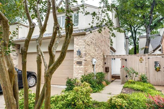 6329 Southpoint Drive, Dallas, TX 75248 (MLS #14591408) :: The Good Home Team