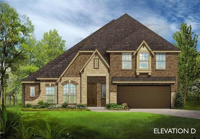 1101 Hidden Cove Drive, Godley, TX 76044 (MLS #14591411) :: Potts Realty Group