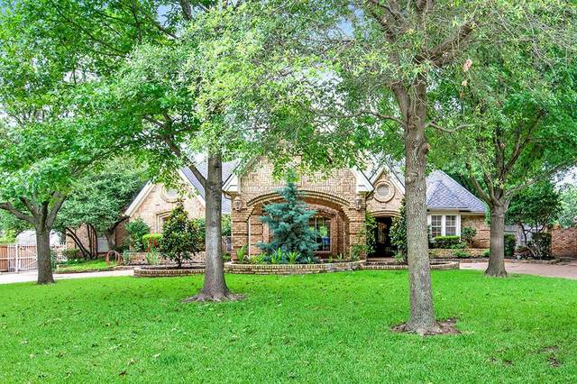 3500 Brentwood Drive, Colleyville, TX 76034 (MLS #14591416) :: The Heyl Group at Keller Williams