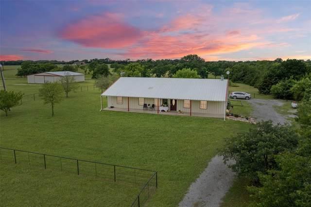 2790 County Road 4525, Trenton, TX 75490 (MLS #14591428) :: Real Estate By Design