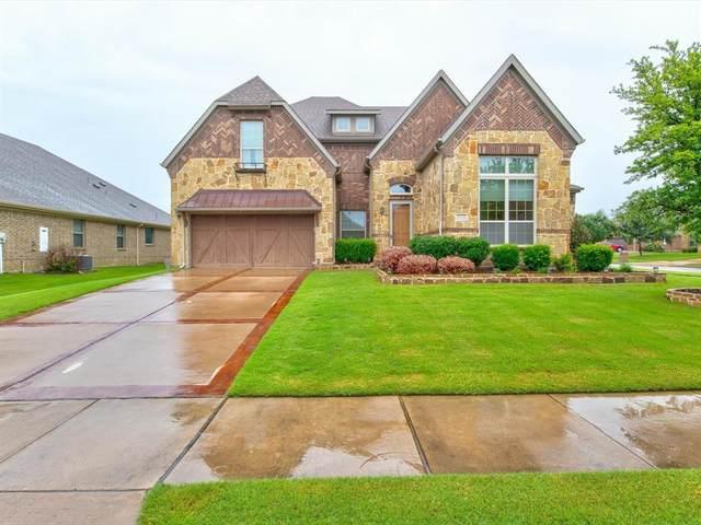 5118 Sylvan Shores Drive, Frisco, TX 75036 (MLS #14591437) :: The Good Home Team