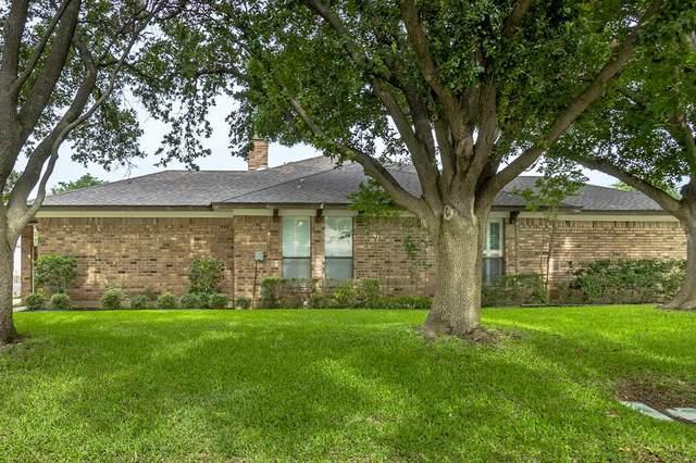 5202 Ledgestone Drive, Fort Worth, TX 76132 (MLS #14591468) :: VIVO Realty