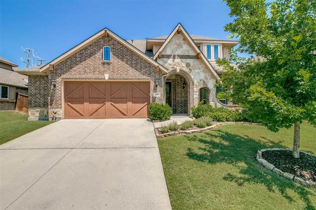 110 Lyndhurst Drive, Wylie, TX 75098 (MLS #14591492) :: The Chad Smith Team