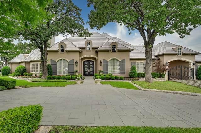 2807 Katherine Court, Dalworthington Gardens, TX 76016 (MLS #14591495) :: Bray Real Estate Group