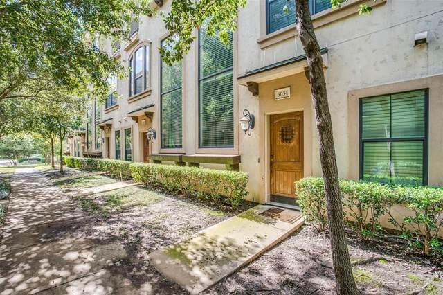 3034 Carmel Street, Dallas, TX 75204 (MLS #14591502) :: The Good Home Team