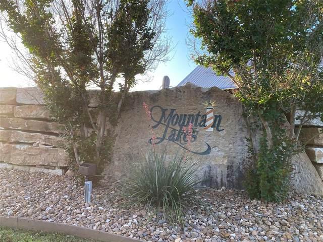 3355 Skyline Drive, Bluff Dale, TX 76433 (MLS #14591512) :: VIVO Realty