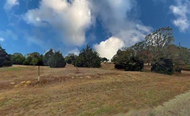 Lot 34 Willow Drive, Wills Point, TX 75169 (MLS #14591538) :: Team Tiller