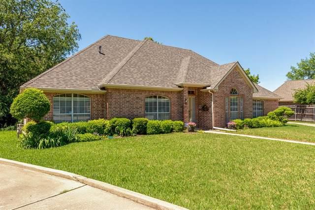 6404 Royal Court, North Richland Hills, TX 76180 (MLS #14591550) :: Team Hodnett