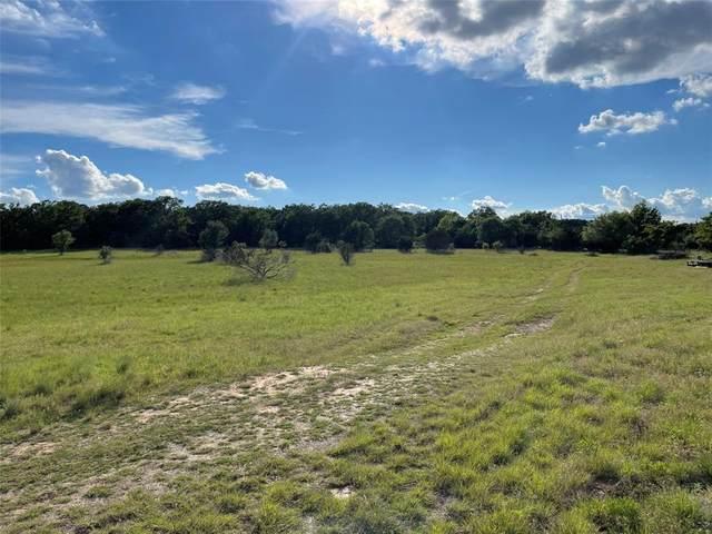 128 Greyhound Lane, Poolville, TX 76487 (MLS #14591645) :: Real Estate By Design