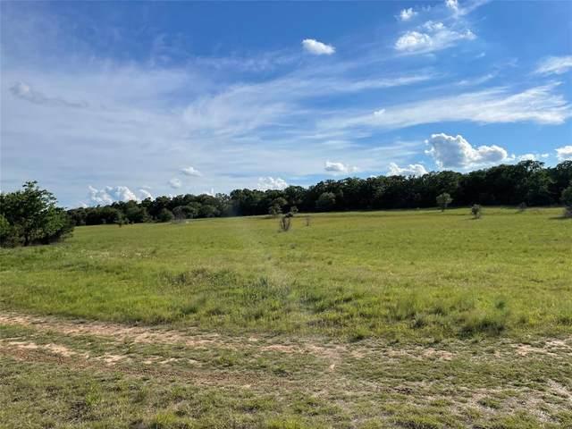 136 Greyhound Lane, Poolville, TX 76487 (MLS #14591650) :: The Juli Black Team