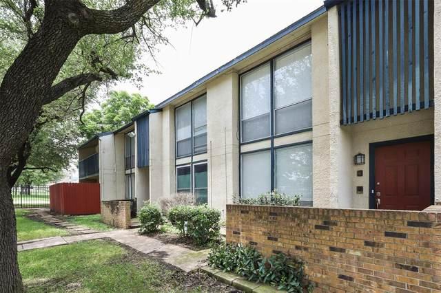 7125 Fair Oaks Avenue #6, Dallas, TX 75231 (MLS #14591656) :: The Chad Smith Team