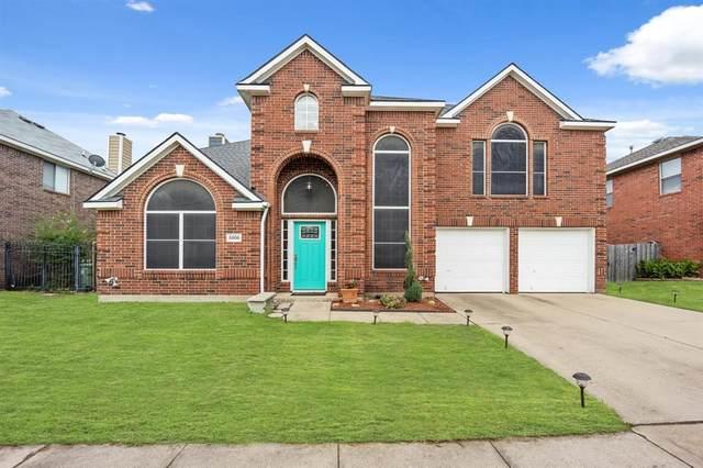 5806 Gloucester Court, Arlington, TX 76018 (MLS #14591687) :: Real Estate By Design
