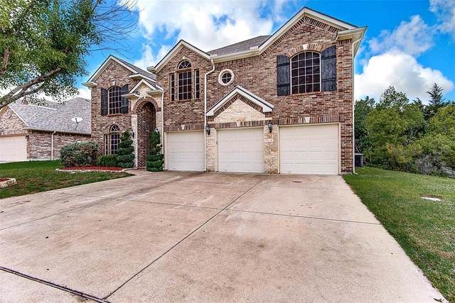 3024 Hideaway Drive, Grand Prairie, TX 75052 (MLS #14591741) :: Real Estate By Design