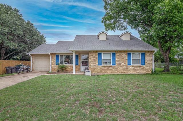 7525 Whirlwind Drive, Fort Worth, TX 76133 (MLS #14591769) :: Real Estate By Design