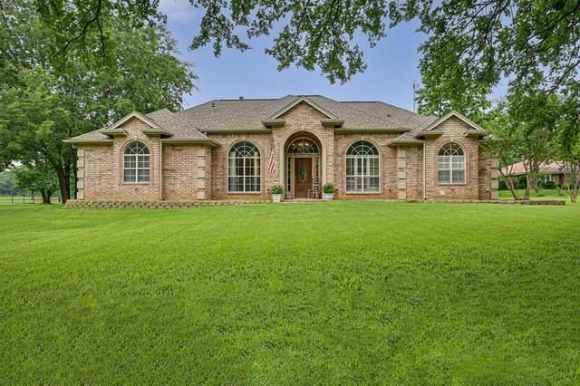 3101 Bairds Lane, Burleson, TX 76028 (MLS #14591791) :: Front Real Estate Co.