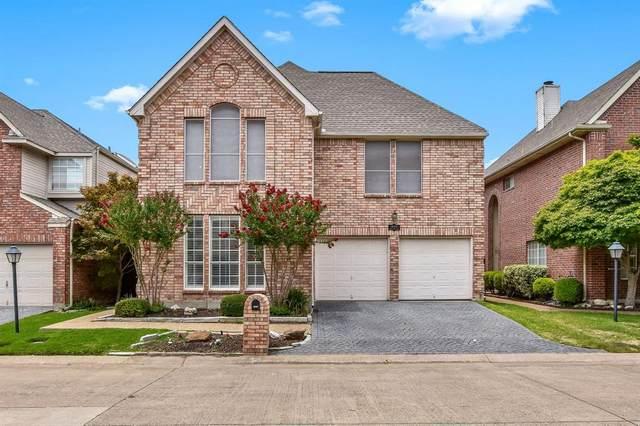 18749 Vista Del Sol, Dallas, TX 75287 (MLS #14591819) :: Real Estate By Design