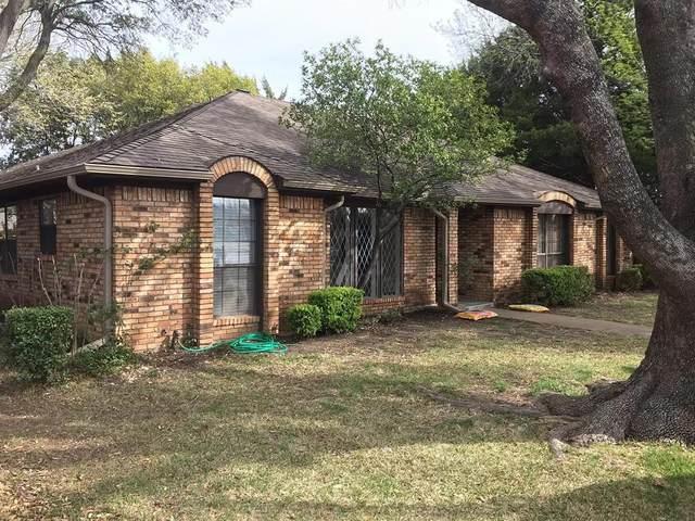 2107 Fairfax Circle, Richardson, TX 75082 (MLS #14591832) :: Real Estate By Design