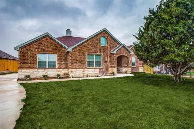 618 Green Mound Drive, Glenn Heights, TX 75154 (MLS #14591833) :: The Daniel Team