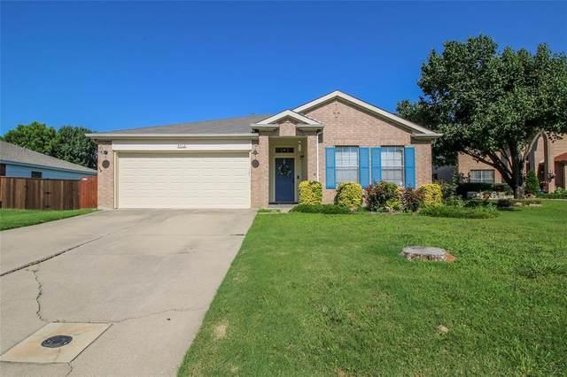 3112 Kappwood Court, Denton, TX 76210 (MLS #14591840) :: Robbins Real Estate Group