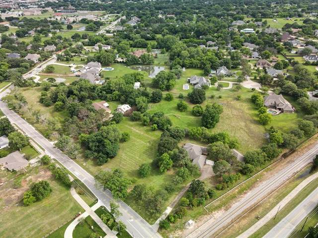 6316 Pleasant Run Road, Colleyville, TX 76034 (MLS #14591849) :: Real Estate By Design