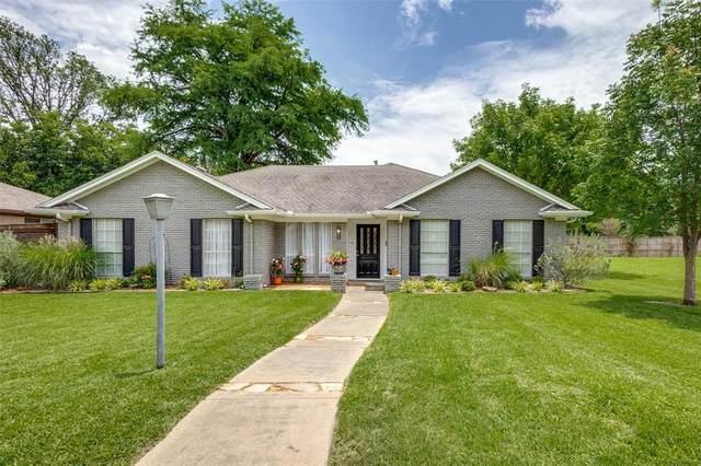 6838 Arboreal Drive, Dallas, TX 75231 (MLS #14591913) :: The Chad Smith Team