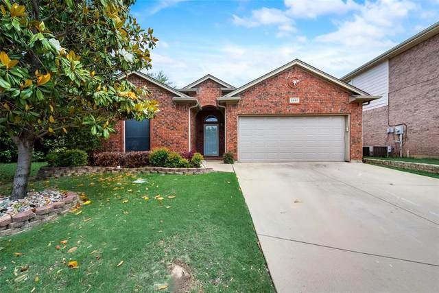 2667 Bull Shoals Drive, Fort Worth, TX 76131 (MLS #14591915) :: Real Estate By Design