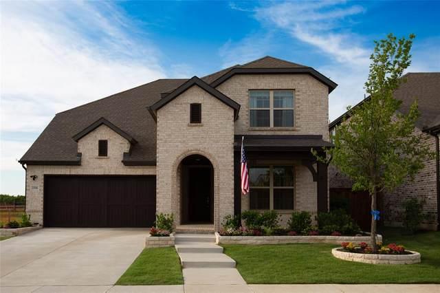 2506 War Admiral Street, Celina, TX 75009 (MLS #14591939) :: Real Estate By Design