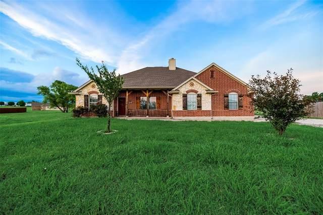 2441 Lake Ridge Circle, Sanger, TX 76266 (MLS #14591946) :: Craig Properties Group