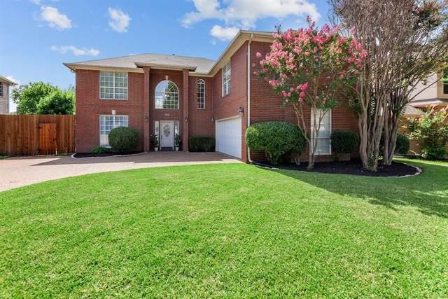 4124 Peachwood Drive, Arlington, TX 76016 (MLS #14591950) :: The Mauelshagen Group