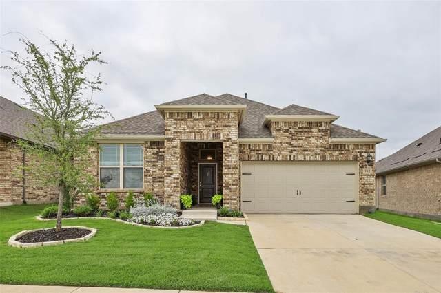 912 Monarch Lane, Celina, TX 75009 (MLS #14591961) :: Real Estate By Design