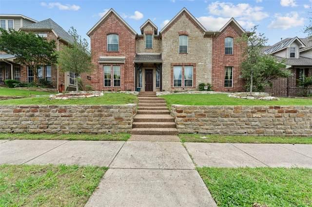 2023 Burnside Drive, Allen, TX 75013 (MLS #14591973) :: Real Estate By Design