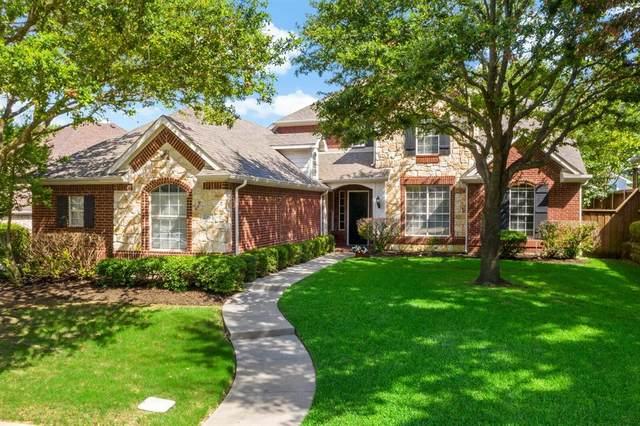 2317 Creek Ridge Drive, Mckinney, TX 75072 (MLS #14591987) :: VIVO Realty