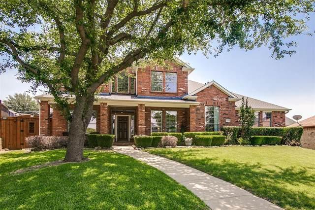 1350 Riverside Oaks Drive, Rockwall, TX 75087 (MLS #14591997) :: 1st Choice Realty